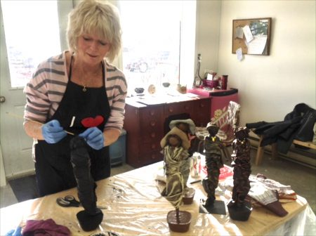 Karyn Kowal, artist, instructor at Birtle Centre for the Arts